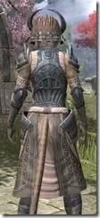 Silken Ring Iron - Khajiit Female Close Rear