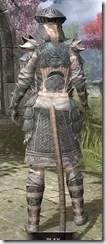 Telvanni Iron - Khajiit Female Rear