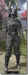Tsaesci Iron - Khajiit Female Front