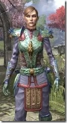 Abnur Tharn - Dyed Close Front