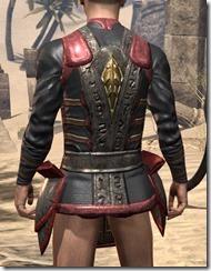 Abnur Tharn's Jerkin - Male Rear