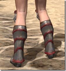 Abnur Tharn's Shoes - Female Rear