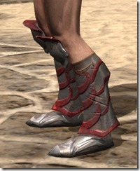 Abnur Tharn's Shoes - Male Side
