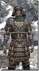 Akaviri Iron - Argonian Male Close Front
