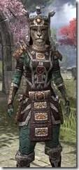 Argonian Dwarven - Khajiit Female Close Front