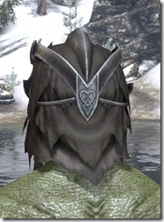 Ayleid Royal Crown - Argonian Male Rear