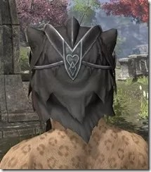 Ayleid Royal Crown - Khajiit Female Rear