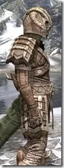Barbaric Iron - Argonian Male Close Side