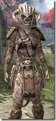 Barbaric Iron - Khajiit Female Close Front