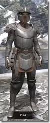 Breton Steel - Argonian Male Front