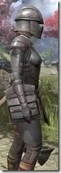 Breton Steel - Khajiit Female Close Side