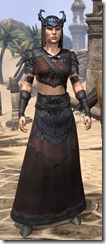Coldsnap Light - Female Robe Front