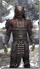 Coldsnap Medium - Argonian Male Close Front