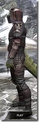Coldsnap Medium - Argonian Male Side