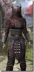 Coldsnap Medium - Khajiit Female Close Front