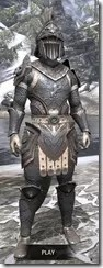 Daggerfall Covenant Iron - Argonian Male Front