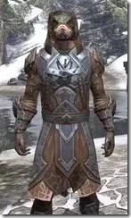 Dark Brotherhood Iron - Argonian Male Close Front