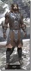 Dark Brotherhood Iron - Argonian Male Front