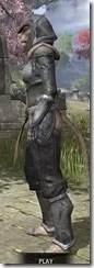 Dark Elf Iron - Khajiit Female Side