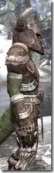 Draugr Iron - Argonian Male Close Side