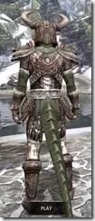 Draugr Iron - Argonian Male Rear