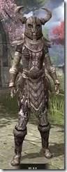 Draugr Iron - Khajiit Female Front