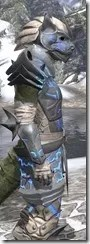 Dro-m'Athra Iron - Argonian Male Close Side