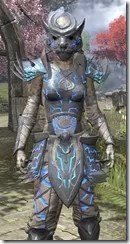 Dro-m'Athra Iron - Female Khajiit Close Front
