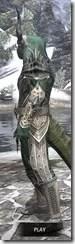 Ebonheart Pact Homespun - Argonian Male Shirt Side
