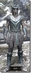 Glass Iron - Argonian Male Front