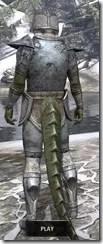 High Elf Iron - Argonian Male Rear