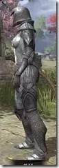 High Elf Steel - Khajiit Female Side