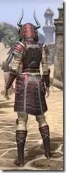 Honor Guard Rubedite - Female Rear