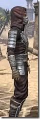Honor Guard Rubedo Leather - Male Close Side