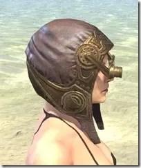 Imperial Mananaut Cap & Goggles - Female Right