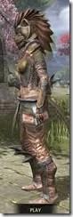 Khajiit Dwarven - Khajiit Female Side