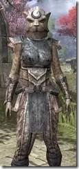 Khajiit Iron - Khajiit Female Close Front