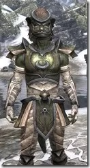 Khajiit Orichalc - Argonian Male Close Front