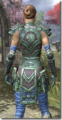 Lyris Titanborn - Dyed Close Rear