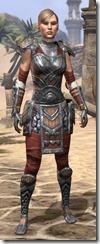 Lyris Titanborn - Female Front