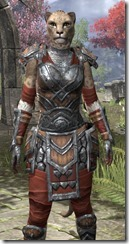 Lyris Titanborn - Khajiit Female Close Front