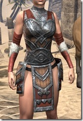 Lyris Titanborn's Cuirass - Female Front