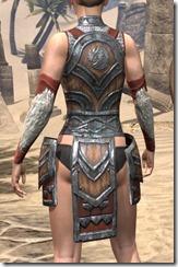 Lyris Titanborn's Cuirass - Female Rear