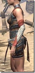 Lyris Titanborn's Cuirass - Female Side