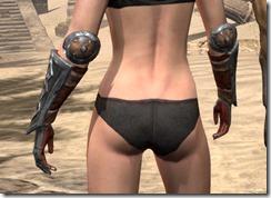 Lyris Titanborn's Gauntlets - Female Rear