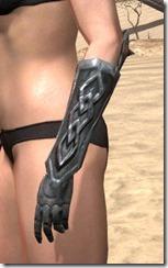 Lyris Titanborn's Gauntlets - Female Side