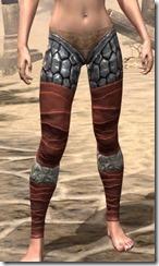 Lyris Titanborn's Greaves - Female Front