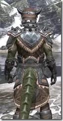 Malacath Iron - Argonian Male Close Rear