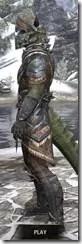 Malacath Iron - Argonian Male Side
