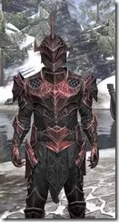 Meridian Heavy - Argonian Male Close Front